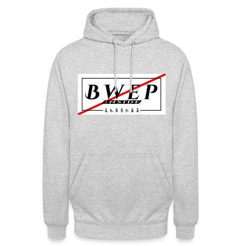 Sweat BWEP Plate - Sweat-shirt à capuche unisexe