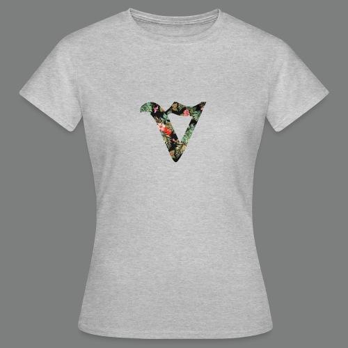 Womens Short Sleeve - Floral - Women's T-Shirt