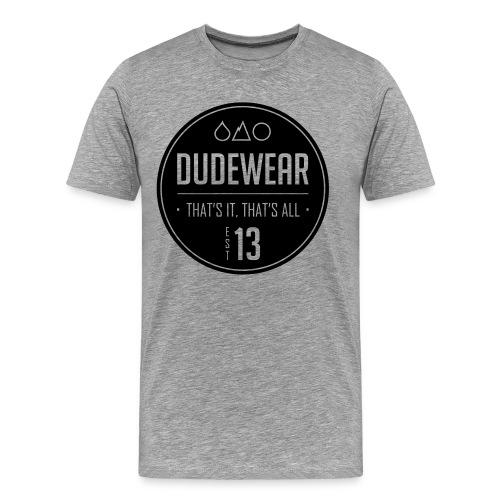 THAT'S IT, THATS ALL Tee - Männer Premium T-Shirt