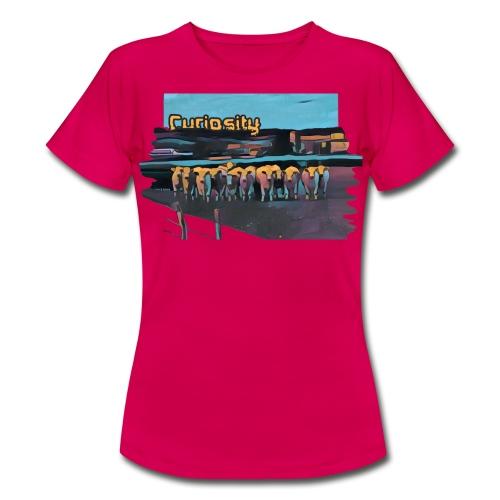 Curiosity - T-shirt Femme