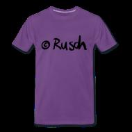 T-Shirts ~ Männer Premium T-Shirt ~ Copyright Rusch