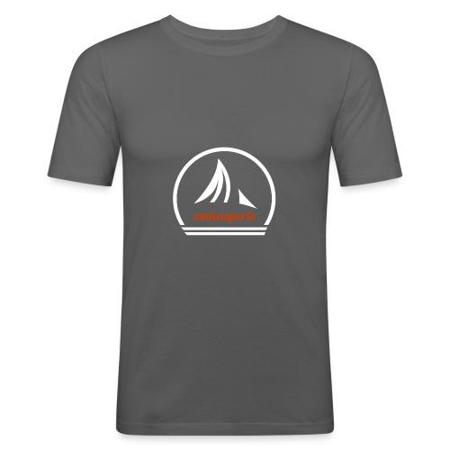 Men SlimFit emkasports BASIC - Männer Slim Fit T-Shirt