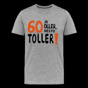 60 Je oller Männer T-Shirt