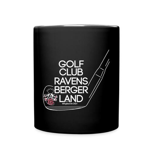 GC Ravensberger Land Logo - Tasse einfarbig