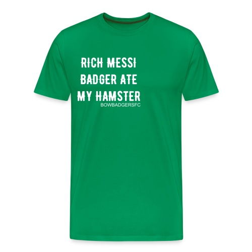 Rich Messi - Men's Premium T-Shirt