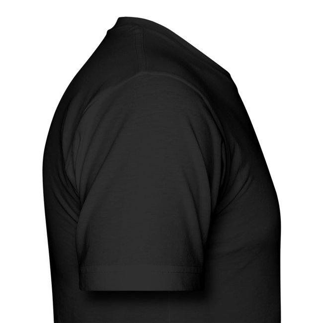 Long t-shirt mannen Logo back