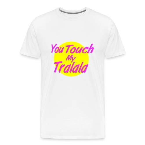 Tralala - T-shirt Premium Homme