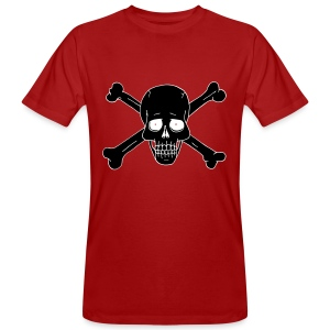 Totenschädel 2 - Männer Bio-T-Shirt