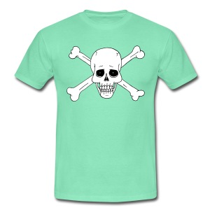 Totenschädel 2 - Männer T-Shirt