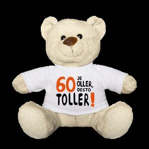 60 Je oller Teddy