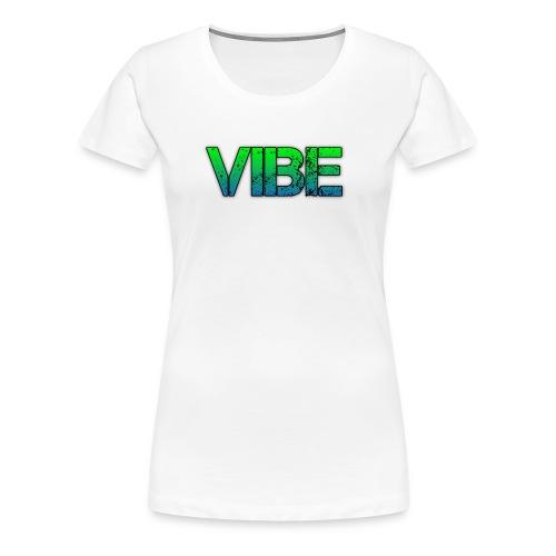 Woman's Vibe Tee - Women's Premium T-Shirt