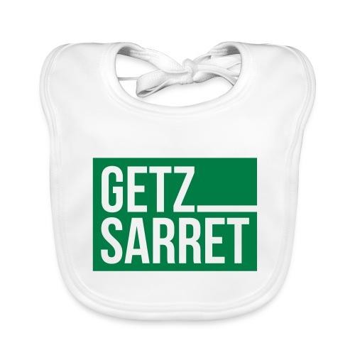 Getz sarret - Baby Bio-Lätzchen