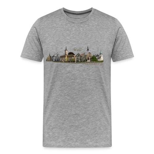 Arnsberg - 01 - Männer Premium T-Shirt