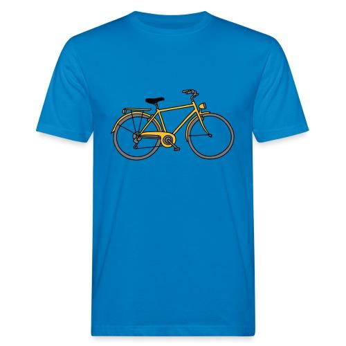 Fahrrad 3 - Männer Bio-T-Shirt