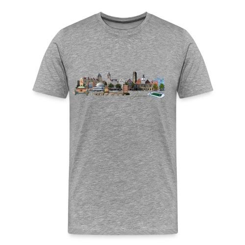 Jena - 01 - Männer Premium T-Shirt