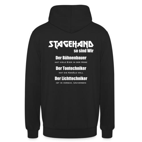 Stagehands so sind Wir