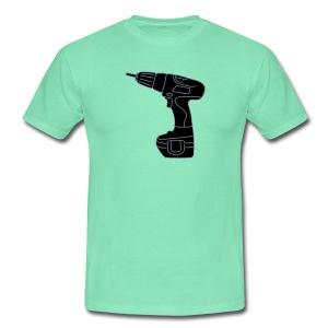 Akkuschrauber 2 - Männer T-Shirt