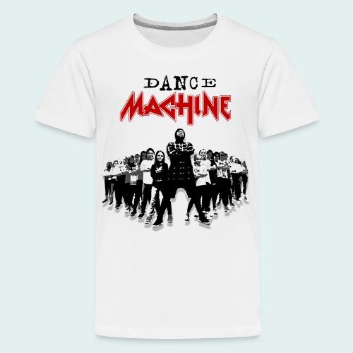 Tänzer Shirt - Teenager Premium T-Shirt
