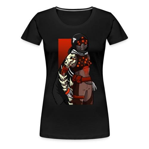 Exotic Hunter - Womens - Women's Premium T-Shirt