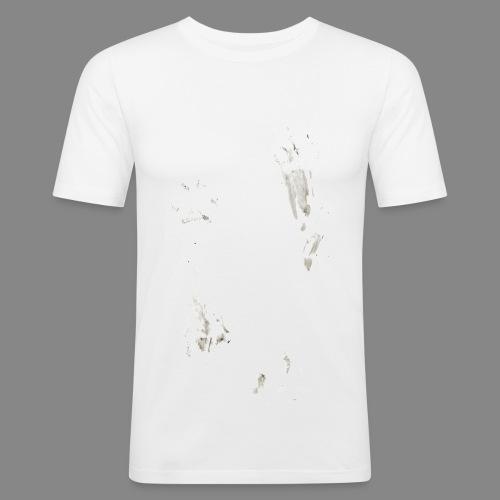 EXCITED MUD DOG Fit-Shirt - Männer Slim Fit T-Shirt