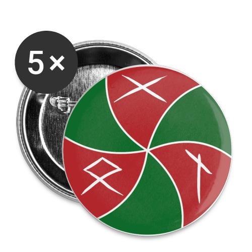 GON Button - Buttons klein 25 mm