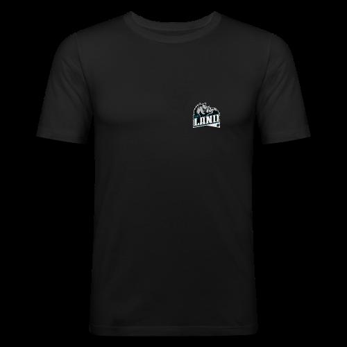 New Logo Slim Fit - Männer Slim Fit T-Shirt