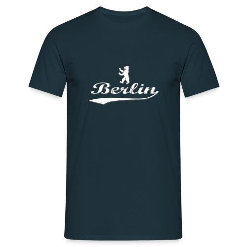 Berlin Bear - Männer T-Shirt