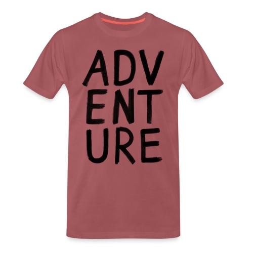 Adventure Shirt für Abenteurer - Männer Premium T-Shirt