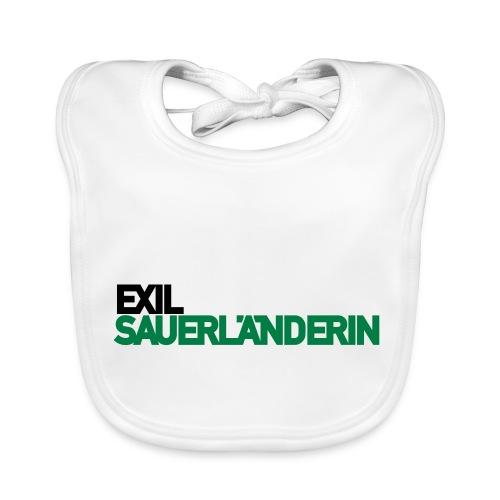 Exil-Sauerländerin - Baby Bio-Lätzchen