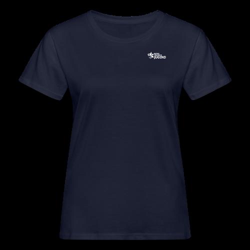 Das offizielle Naturfreundejugend T-Shirt 2016 tailliert - Frauen Bio-T-Shirt