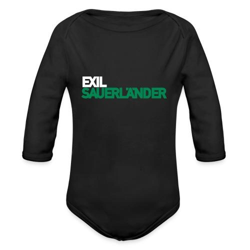 Exil-Sauerländer - Baby Bio-Langarm-Body