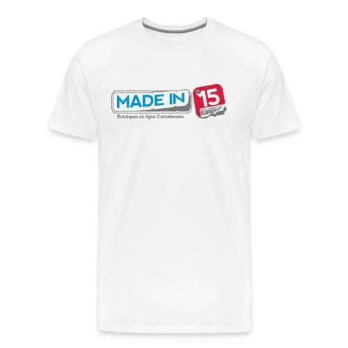 Madein15 - Z' - T-shirt Premium Homme