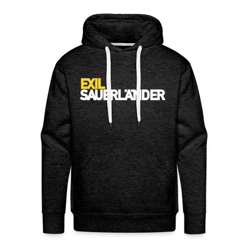 Exil-Sauerländer - Männer Premium Hoodie