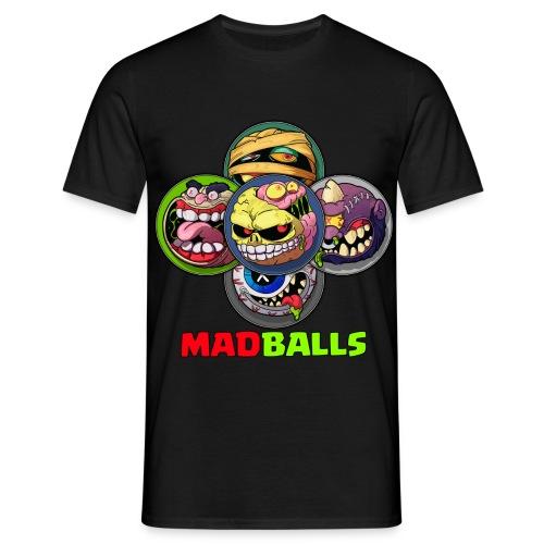 CAMISETA MADBALLS | SKINS - THA ROY - Camiseta hombre