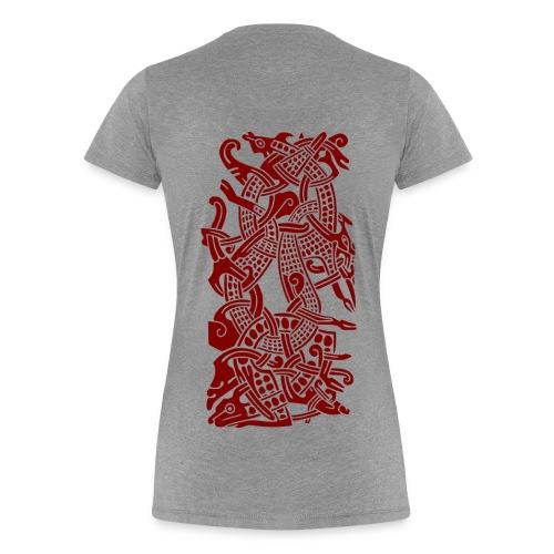 Mammen style T-shirt - Women's Premium T-Shirt