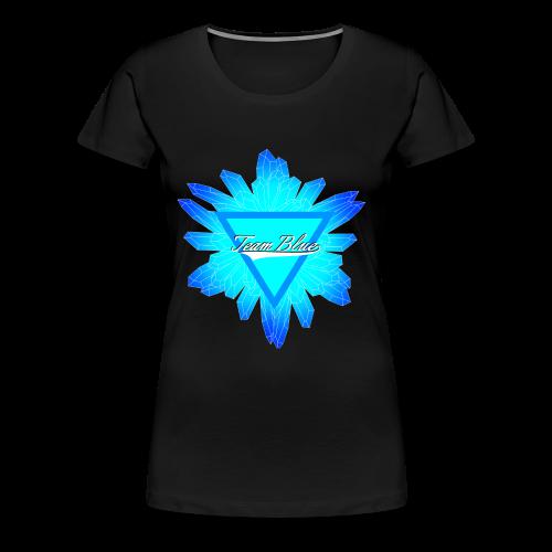 Team Blue - Frauen Premium T-Shirt