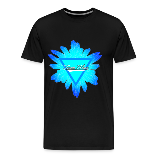Team Blue - Männer Premium T-Shirt