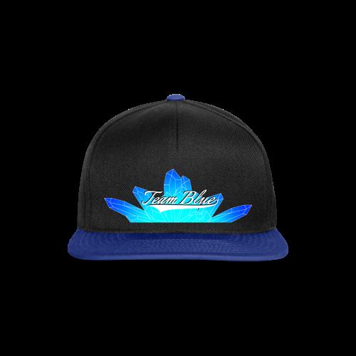 Team Blue - Snapback Cap