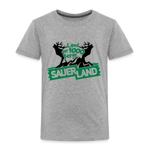 Bergeland - Kinder Premium T-Shirt