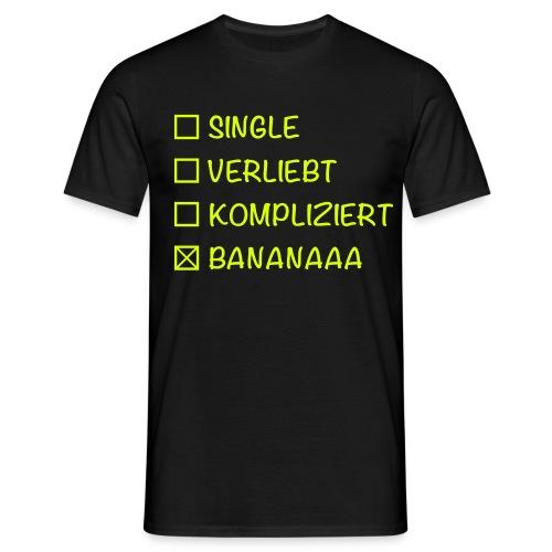 Funshirt - Banana - Männer T-Shirt