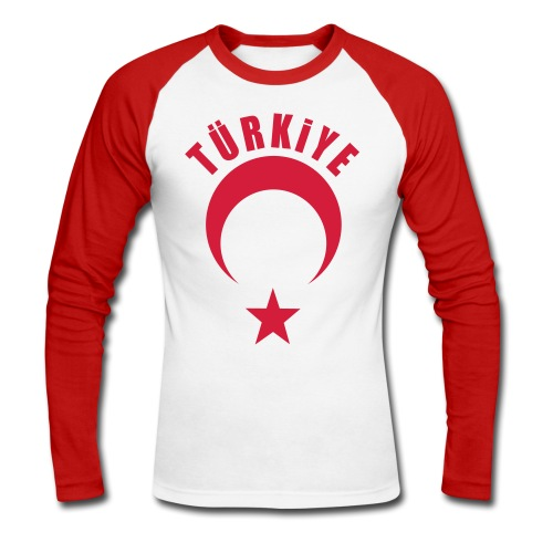 TURQUIE - T-shirt baseball manches longues Homme