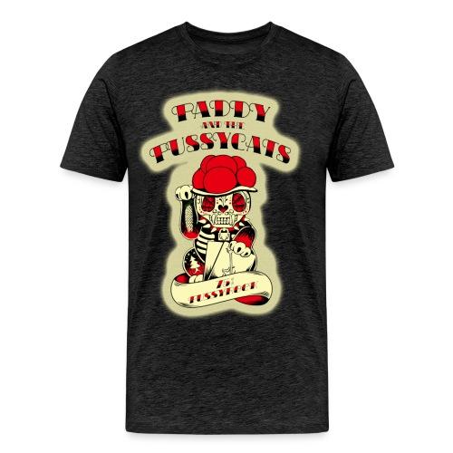 PATPC's-M1grey - Männer Premium T-Shirt