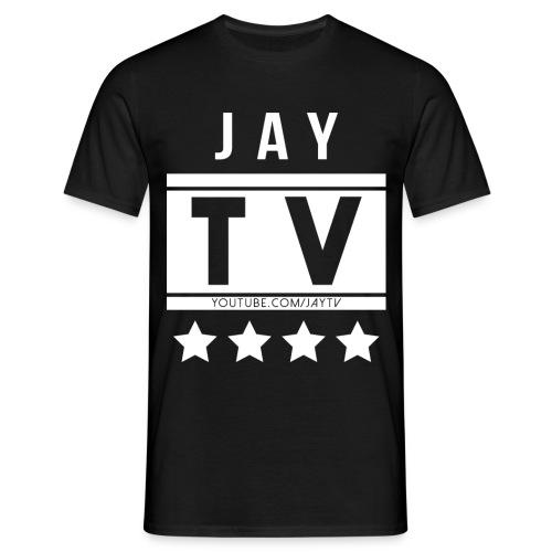 Jay TV // T-Shirt (Man) - Männer T-Shirt