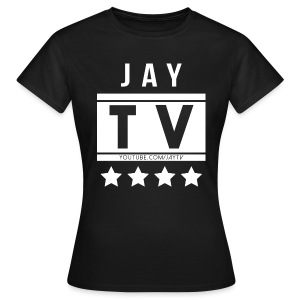 Jay TV // T-Shirt (Women) - Frauen T-Shirt