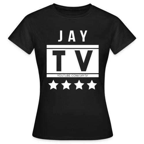 Jay TV // T-Shirt (Women) - Frauen T-Shirt