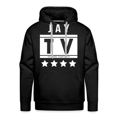 Jay TV // Hoodie (Unisex) - Männer Premium Hoodie