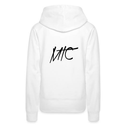 MTC Hoodie (Black Print, Women) - Vrouwen Premium hoodie