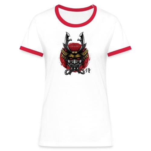 Four Samurais Női Póló - Women's Ringer T-Shirt