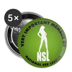 NSL - Buttons medium 32 mm