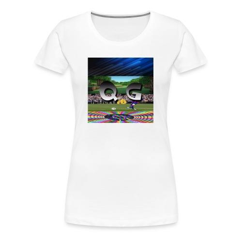 Womens Summer Shirt - Women's Premium T-Shirt